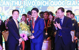 Hà Nội T&T chính thức đổi tên thành CLB Hà Nội trong Gala kỷ niệm 10 năm