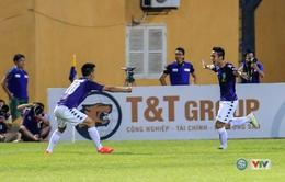 Cúp Quốc gia 2016: Hà Nội T&T vào chung kết với chiến thắng thuyết phục trước QNK Quảng Nam