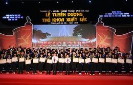 Hà Nội sẽ tổ chức tuyên dương 100 thủ khoa xuất sắc