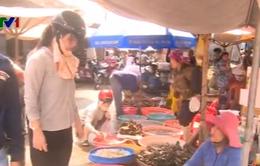 Phú Yên: Tiêu thụ thủy sản tăng mạnh