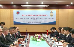 Hải quan Australia sẽ tăng cường hỗ trợ Hải quan Việt Nam
