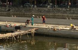 Hải Phòng tháo dỡ công trình nhạc nước gần 200 tỷ đồng