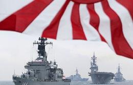 Nhật Bản dự định tăng ngân sách quốc phòng lên mức kỷ lục