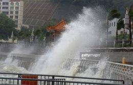 Bão Haima ảnh hưởng tới 1,69 triệu người ở Quảng Đông, Trung Quốc