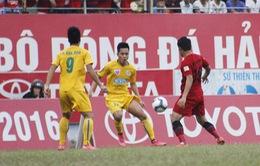 Vòng 22 V.League: Hải Phòng bị FLC Thanh Hóa cầm chân ngay trên sân nhà