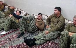Mỹ lên tiếng cảm ơn Iran sau vụ thả thủy thủ