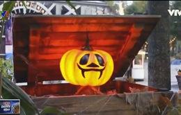 Rực rỡ lễ hội Halloween tại Đan Mạch