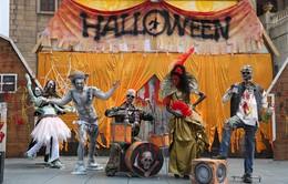 Bà Nà Hills huyền bí trong lễ hội Halloween 2016