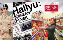 Cơn sốt Hallyu - Chiến lược kinh tế hiệu quả của DN Hàn Quốc