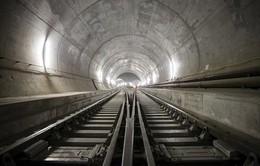 Đường hầm Gotthard - Cầu nối gắn kết toàn châu Âu