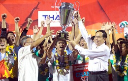 Giải U21 Quốc tế 2016 chính thức khởi tranh vào ngày 18/12