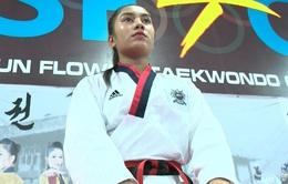 Hamizah - gương mặt trẻ của đội tuyển Quyền Taekwondo Việt Nam
