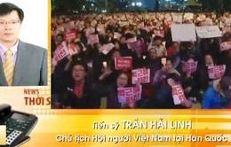 Khủng hoảng chính trị tại Hàn Quốc có ảnh hưởng đến người Việt?