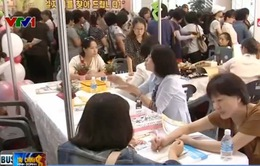 Nhiều phụ nữ Hàn Quốc tự khởi nghiệp sau khi lập gia đình