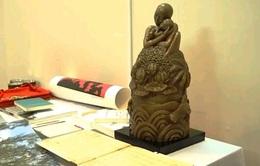 Quỹ Hòa bình Hàn - Việt tặng Bảo tàng Đà Nẵng 52 hiện vật chiến tranh