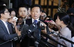 Hàn Quốc đề nghị bắt giữ Chủ tịch tập đoàn Lotte