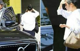 Fan lo lắng khi Han Ga In được chồng đưa vào viện