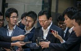 Chủ tịch Lotte bị truy tố vì tội tham nhũng