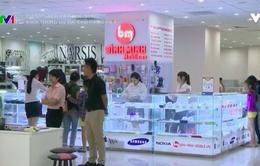 Các điểm bán hàng Việt gặp nhiều khó khăn