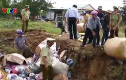 Hàng lậu, hàng giả tại Phú Yên: Năm sau nhiều hơn năm trước