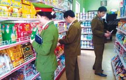 Kiểm tra chặt các mặt hàng dược phẩm, mỹ phẩm trong dịp Tết