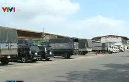 Sập cầu Ghềnh, hàng trăm tấn hàng ùn ứ tại ga Sóng Thần