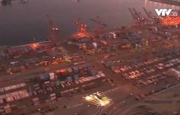 Yêu cầu hỗ trợ chuyển tải hàng hóa trên tàu Hanjin