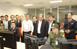 Kiểm tra an ninh, an toàn cảng hàng không Nội Bài