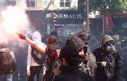 Pháp: Hàng chục nghìn người tham gia biểu tình tại các thành phố lớn
