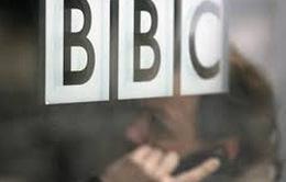 Hãng tin BBC thu hẹp hoạt động nhằm tiết kiệm chi phí