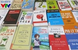 Phố sách Xuân Đinh Dậu 2017 khai mạc vào mùng 3 Tết
