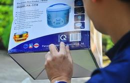 Bắt giữ lô hàng Trung Quốc dán nhãn sản xuất tại Việt Nam