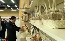 Đưa hàng Việt vào chuỗi bán lẻ nước ngoài