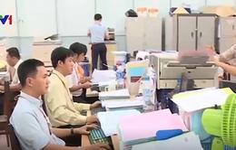 38% số đơn vị tại TP.HCM hoàn thành chuẩn hóa thủ tục hành chính 100%