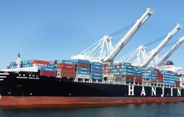Hãng tàu Hanjin đệ đơn xin phá sản, các cảng biển gây khó dễ cho DN