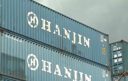 Hãng tàu Hanjin Shipping đệ đơn xin bảo hộ phá sản tại Mỹ
