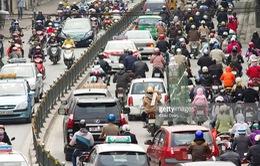 Từ 2025, taxi tại Hà Nội phải sử dụng chung một màu sơn