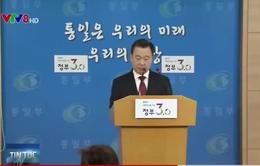 Hàn Quốc tuyên bố đáp trả Triều Tiên một cách không khoan nhượng