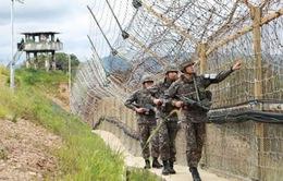 Triều Tiên đặt mìn gần biên giới liên Triều ngăn binh sĩ đào tẩu