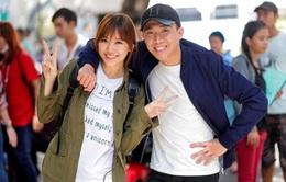 Trấn Thành - Hari Won bật mí chuyện tình yêu trong Café sáng cuối tuần