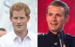 Quán quân Britain's Got Talent muốn đánh lừa Hoàng tử Anh