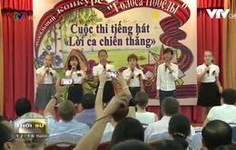 Lời ca chiến thắng với thế hệ trẻ Nga - Việt