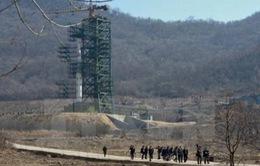 Yonhap: Triều Tiên sẵn sàng cho một vụ thử hạt nhân mới