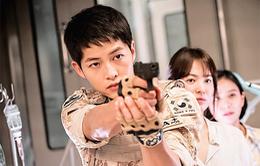 """""""Hậu duệ mặt trời"""" Nhật tiến, Song Joong Ki sẽ hạ bệ ngai vàng của Bae Yong Joon?"""
