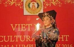 Nguyên nhân tín ngưỡng thờ Mẫu Tam phủ được UNESCO công nhận Di sản Văn hoá phi vật thể?