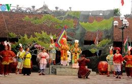 Kỷ niệm 1976 năm khởi nghĩa Hai Bà Trưng tại Hà Nội