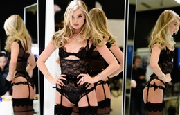 Elsa Hosk nóng bỏng trong thiết thế mới của Victoria's Secret