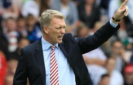 David Moyes suýt vô địch Premier League?