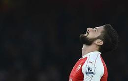 """Henry """"sửa lưng"""" Arsene Wenger vì dùng sai Giroud"""