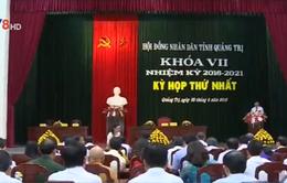 HĐND tỉnh Quảng Trị họp bầu chức danh chủ chốt